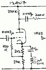 Resonant EQ circuit