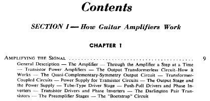 electric guitar amplifier handbook buy jack darr. Black Bedroom Furniture Sets. Home Design Ideas