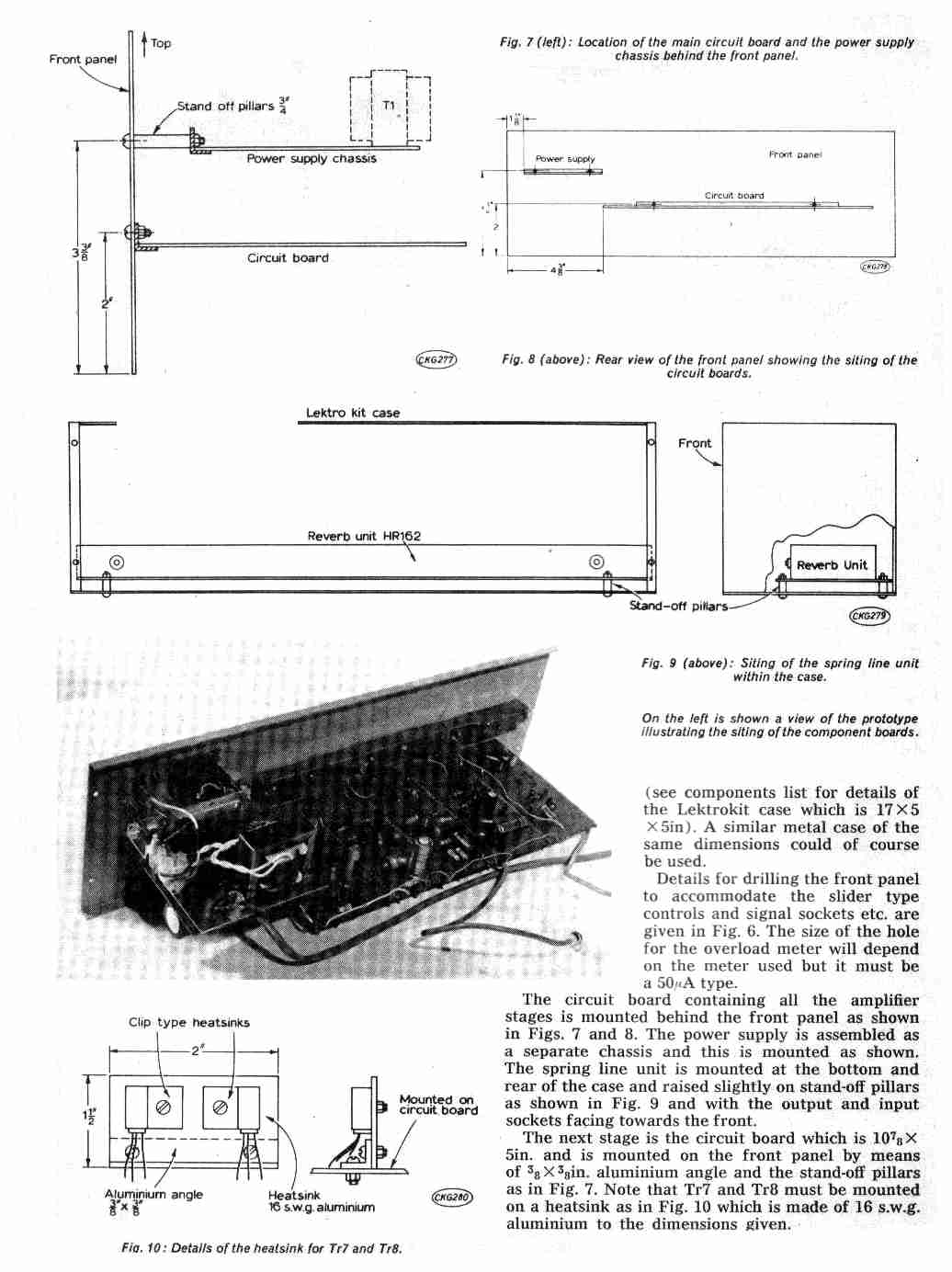 Reverbs Tr8 Wiring Diagram Part One